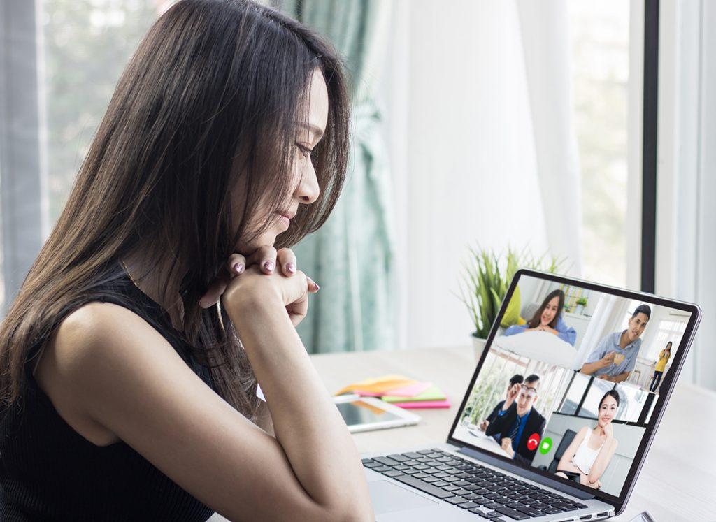 Trabalho em equipe: como otimizá-lo virtualmente?